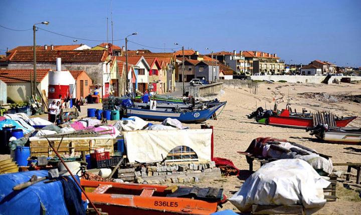 Porto de Pesca de Vila Chã