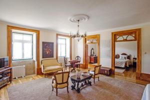 Suite da Casa Mindela