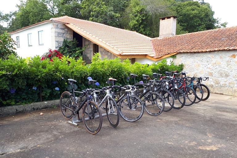 Cicloturismo 2Bike: Casa Mindela foi o ponto de partida