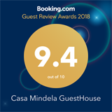 Guest Review Awards de 2018
